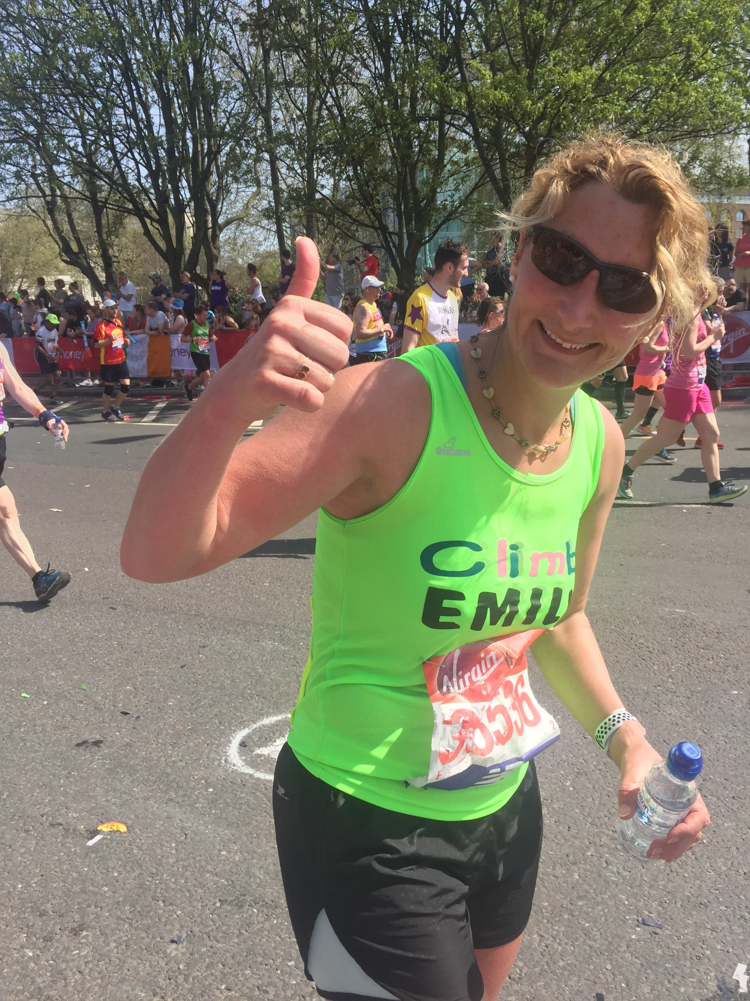 London Marathon 2018 – Go Team Climb! - Metabolic Support UK